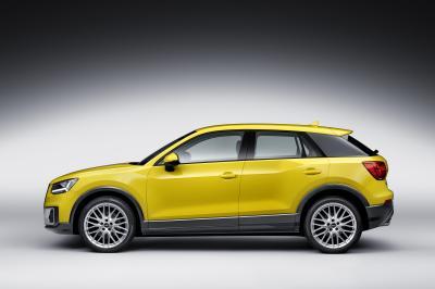 Audi Q2 (2016 - essai)