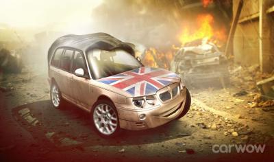 Les dirigeants politiques revisités à la sauce Cars
