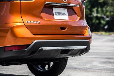 Nissan Rogue (X-Trail) restylé 2017