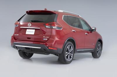 Nissan Rogue (X-Trail) restylé 2017