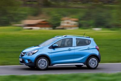 Opel Karl Rocks (officiel)