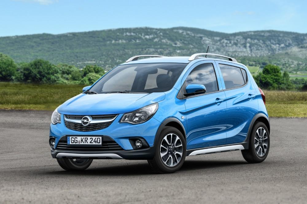 Opel Karl Rocks (officiel)
