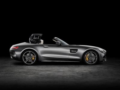 Mercedes-AMG GT Roadster (officiel)