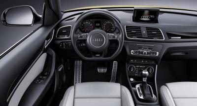 Audi Q3 restylé 2017 (officiel)