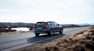 Volvo V90 Cross Country (officiel)