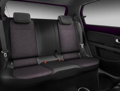 Seat Mii by Cosmopolitan (officiel)
