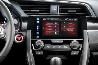 Honda Civic 2017 (Europe)