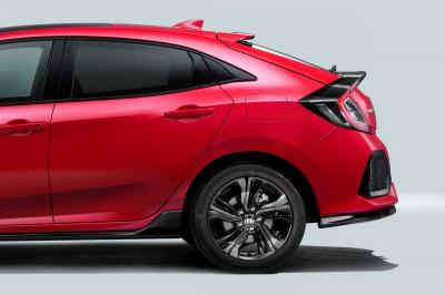 Honda Civic 2017 (Europe)