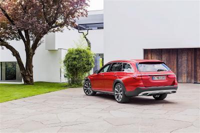 Mercedes Classe E All Terrain (officiel)
