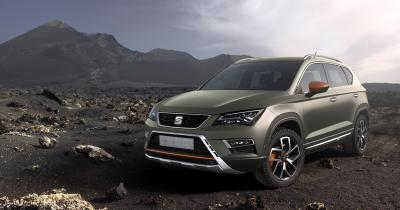 Seat Ateca X-Perience Concept (officiel)