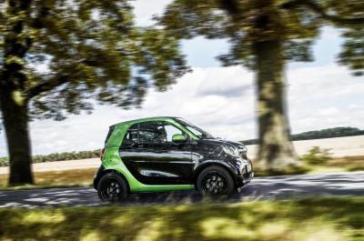 Smart Electric Drive 2017