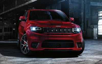 Jeep Grand Cherokee restylé 2017 (officiel)