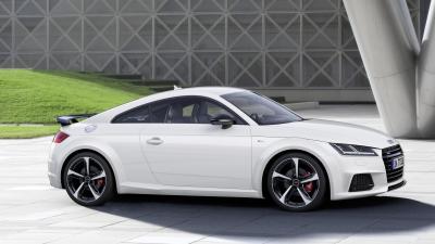 Audi TT S-Line Competition 2017 (officiel)