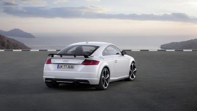 Audi TT S-Line Competition 2017 (officiel)