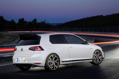 Volkswagen Golf GTI Clubsport (2016 - essai)