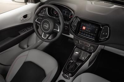 Jeep Compass 2 2017 (officiel)