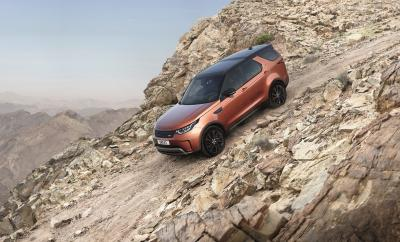 Nouveau Land Rover Discovery 2017
