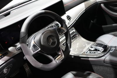 Mercedes AMG E43 Estate