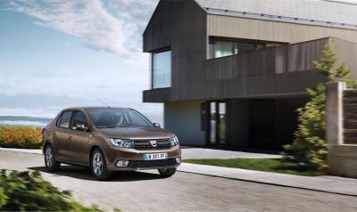 Dacia Logan restylée 2017