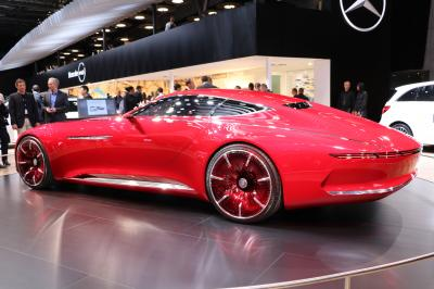 Mercedes-Maybach Vision 6