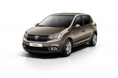Dacia Sandero restylée 2017