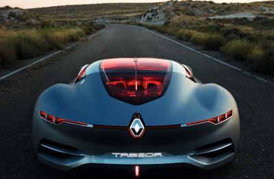Renault TreZor (officiel)