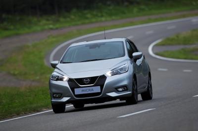Nouvelle Nissan Micra 2017
