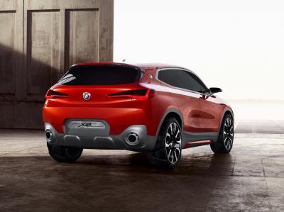 BMW X2 Concept (officiel)