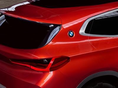 BMW X2 Concept (officiel)