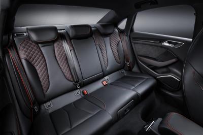 Audi RS3 Berline 2017 (officiel)