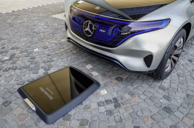 Mercedes Generation EQ (officiel)
