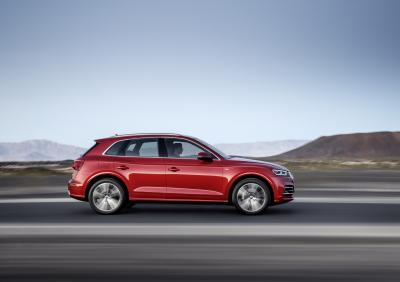 Nouvel Audi Q5 2017 (officiel)