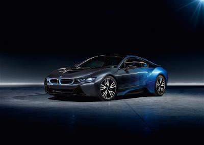 BMW i3 et i8 Crossfade (officiel)