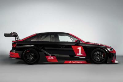 Audi RS3 LMS (officiel)