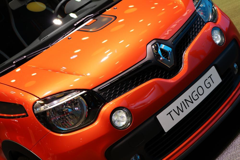 Albums photos - Renault Twingo GT