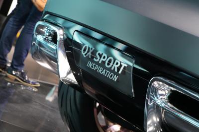 Infiniti QX Sport Inspiration Concept