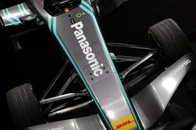 Jaguar I-Type Formula E