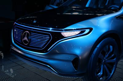 Mercedes Generation EQ