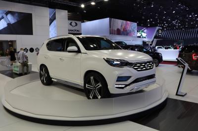 SsangYong LIV-2 Concept