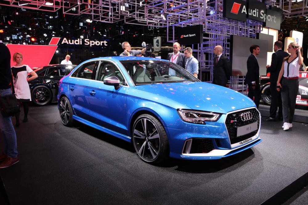 Audi RS3 Berline