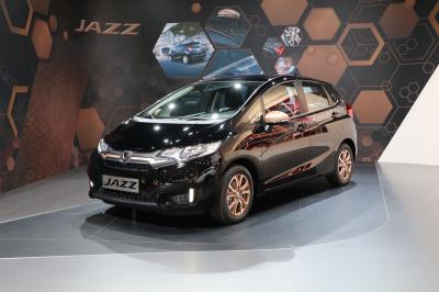 Honda Jazz Spotlight