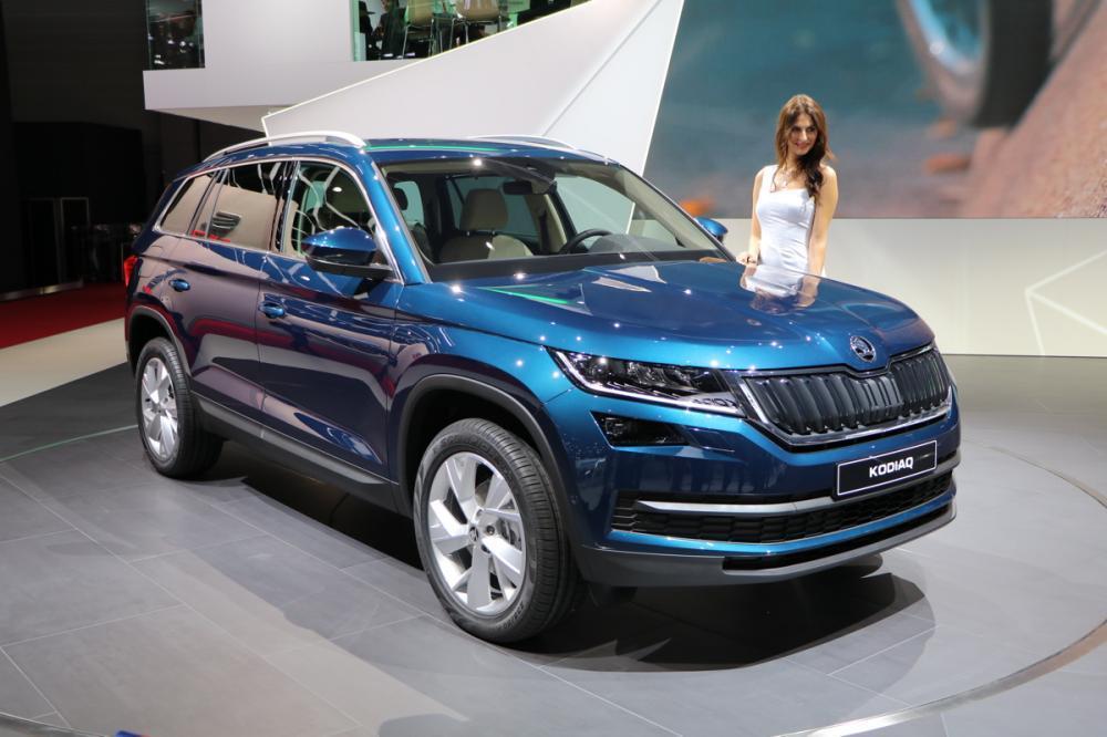 Les SUV et les crossovers en force au Mondial de l'Automobile 2016