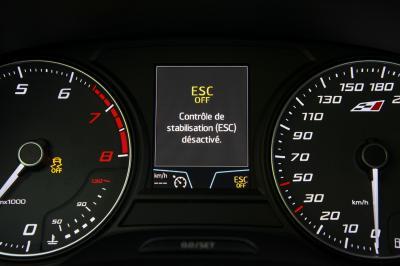 Seat Leon Cupra 290 (2016 - essai)