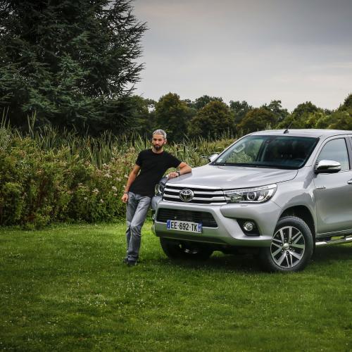 Toyota Hilux (2016 - essai)