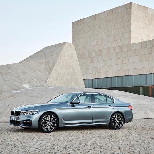 Nouvelle BMW Série 5 2017 (officiel)