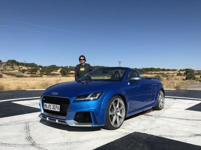 Audi TT RS (2016 - essai)