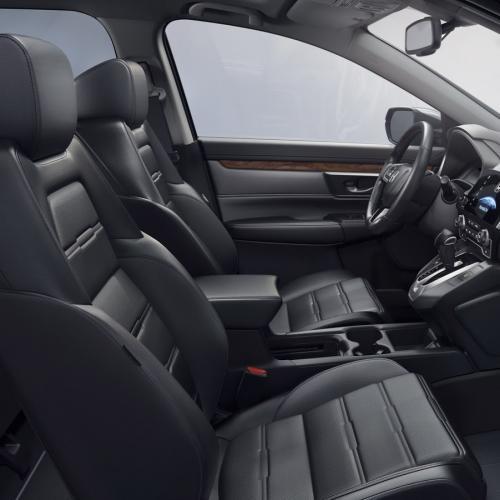 Nouveau Honda CR-V (2017)
