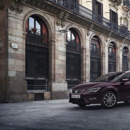 SEAT Leon restylée (2016 - officiel)