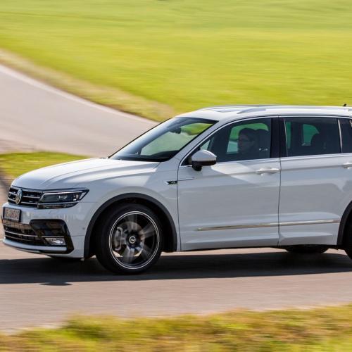 Volkswagen Tiguan 2017 par ABT