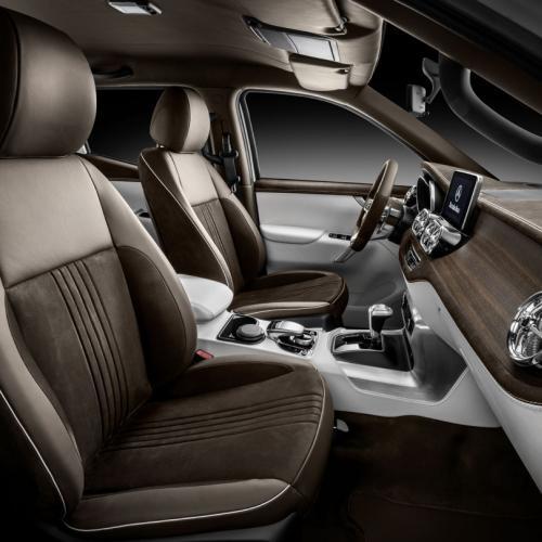 Mercedes Classe X Concept (officiel)